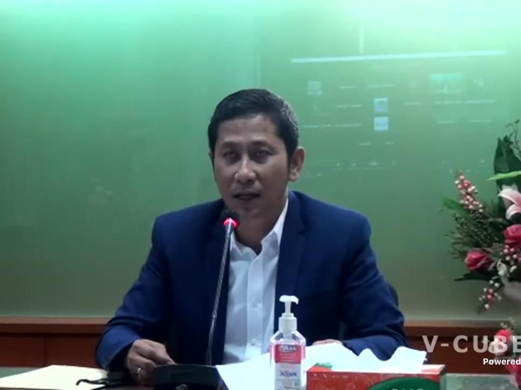 141 Orang Daftar Calon Hakim Agung Per 25 Maret