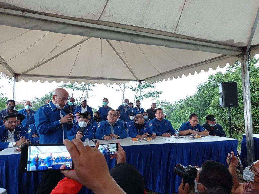 Kubu Moeldoko Minta Menkumham Sahkan Kepengurusan Partai Demokrat Versi KLB