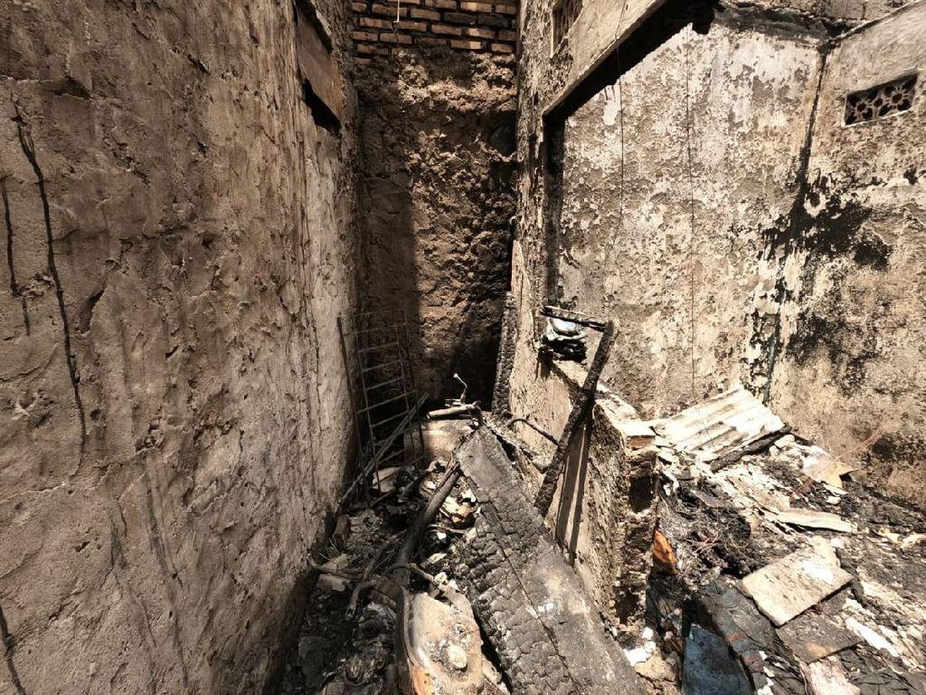 Jejak Keganasan Api Kebakaran Matraman yang Tewaskan 10 Orang