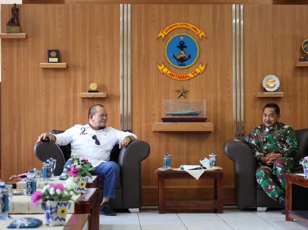 Penguatan Hankam di Perbatasan NTT, DPD Dorong Bentuk Kodamar TNI