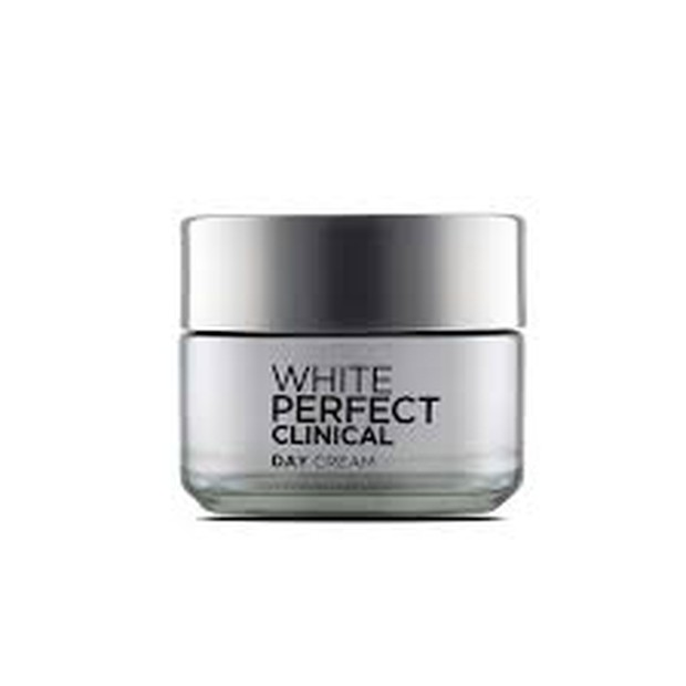 Loreal Paris White Perfect Clinical Day Cream SPF 19 PA++ (sumber : amazon.in)