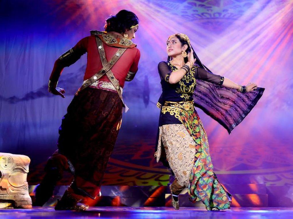 Megah, Teater Koma Pentaskan Saga Mahabrata di Lakon Savitri
