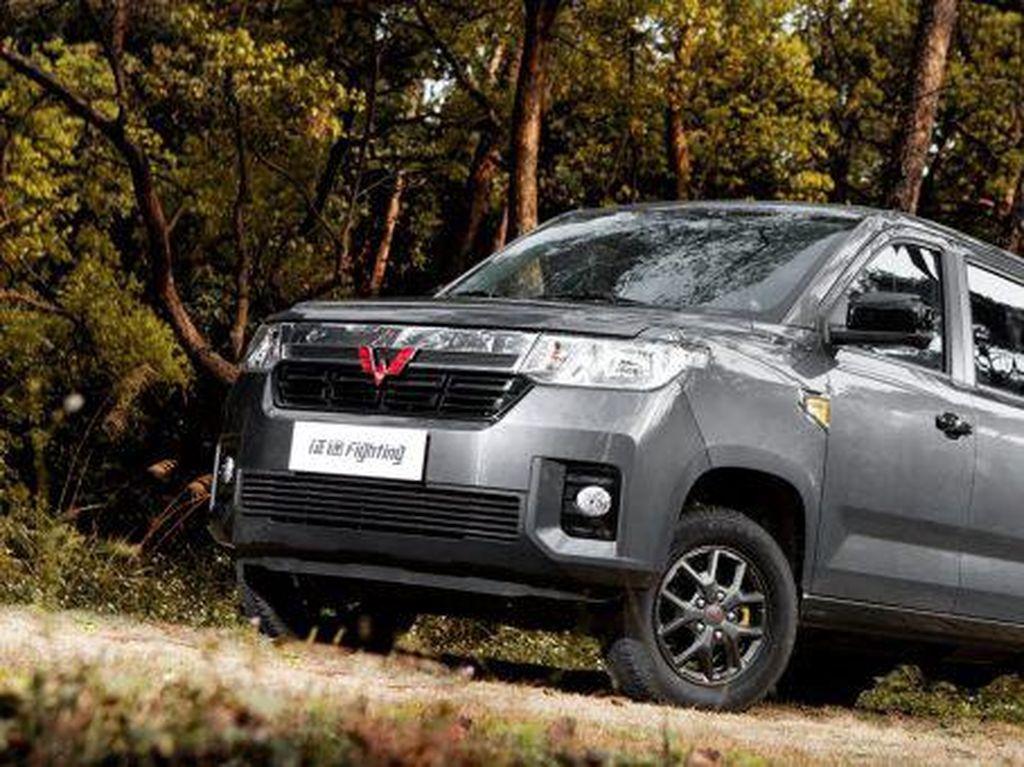 Mobil Pikap Wuling Journey Resmi Dijual, Harga Mulai Rp 129 Jutaan