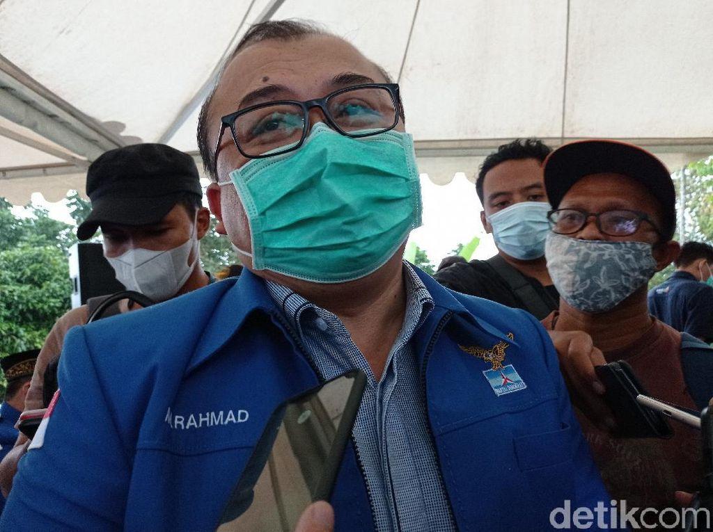PD Moeldoko Bicara Anas Urbaningrum Masih di Pesantren Usai Dikirim SBY
