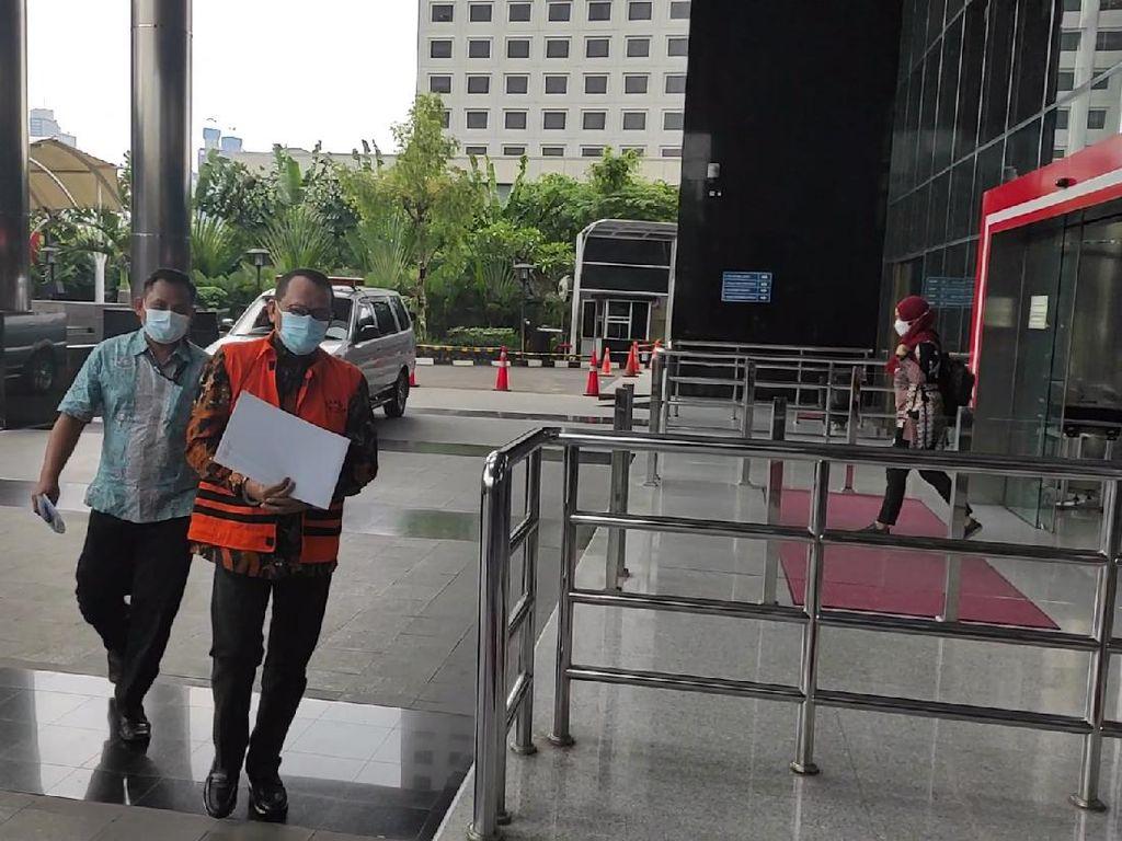 KPK Panggil Nurhadi Terkait Kasus Perintangan Penyidikan