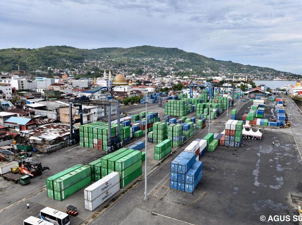 Pemerintah Akan Bangun Ambon New Port yang Jadi Pusat Pengolahan Ikan