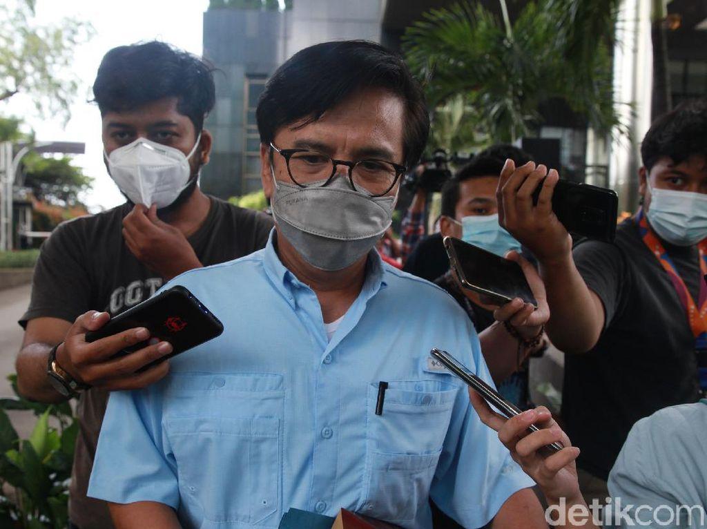 Pasrahnya Yoory Pinontoan Usai Diperiksa KPK di Kasus Lahan Ibu Kota