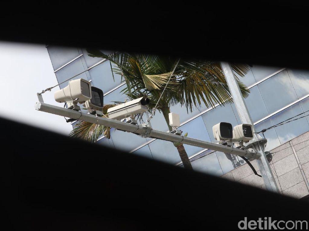 Nah Kan, Mobil Bodong Ketahuan Tilang Elektronik, Akhirnya Ditangkap