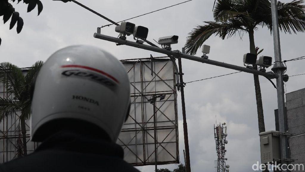 Penampakan 21 Titik Kamera Tilang Elektronik di Bandung
