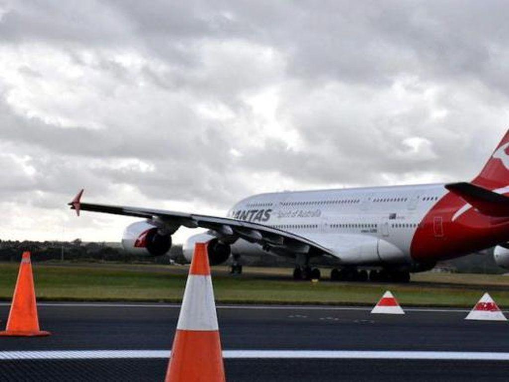 Penerbangan Internasional ke Melbourne Dibuka Kembali Setelah Paskah