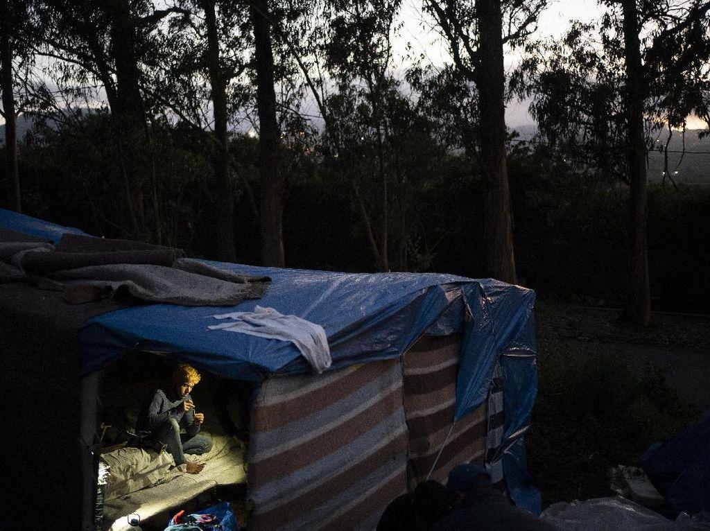 Potret Miris Kamp Imigran di Spanyol