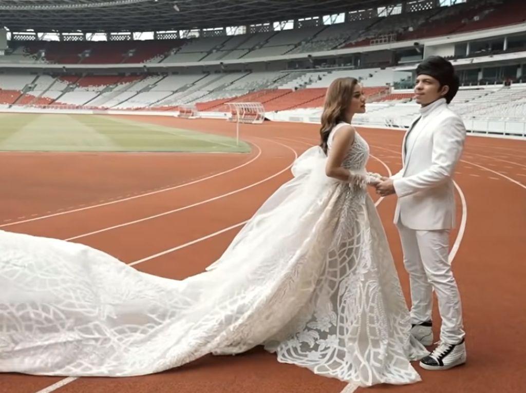 Sekali Lagi! RCTI Jelaskan Prosesi Siaran Langsung Atta-Aurel Menikah