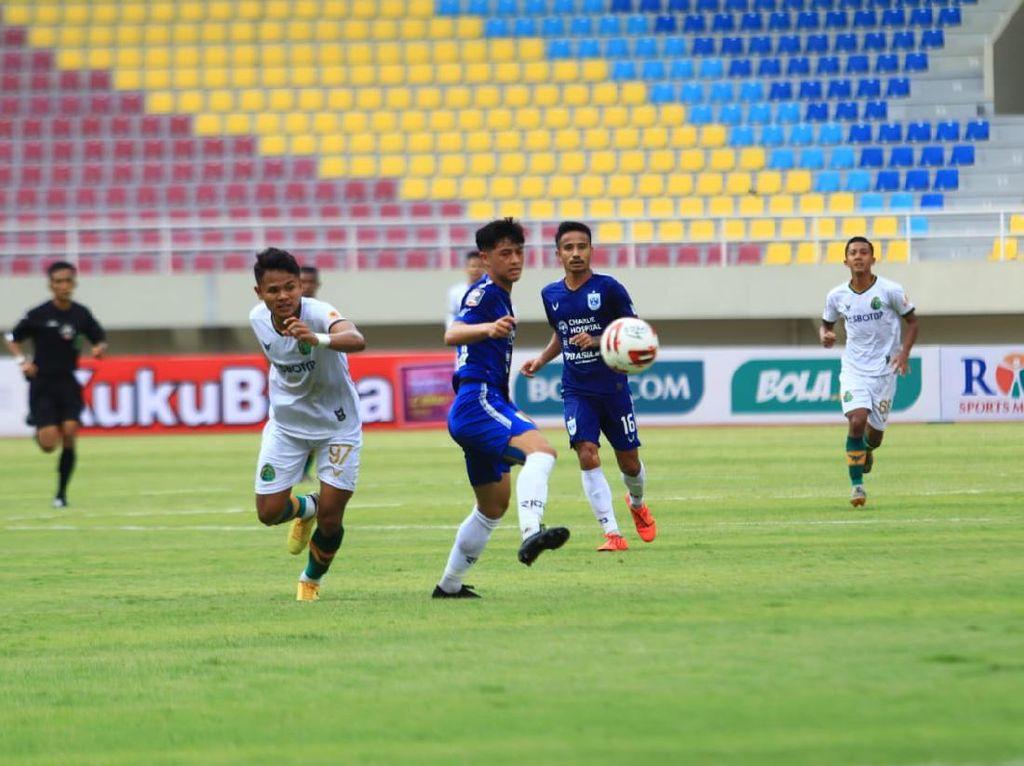 Hasil Piala Menpora 2021: PSIS Semarang Sikat Tira Persikabo 3-1