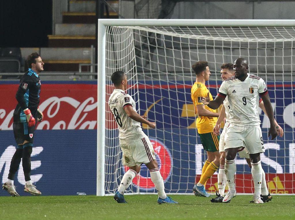 Belgia Sungkurkan Wales 3-1 di Kualifikasi Piala Dunia 2021