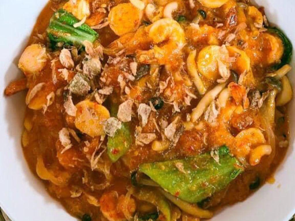 Masak Masak : Resep Seblak Seafood yang Pedas Gurih Nendang