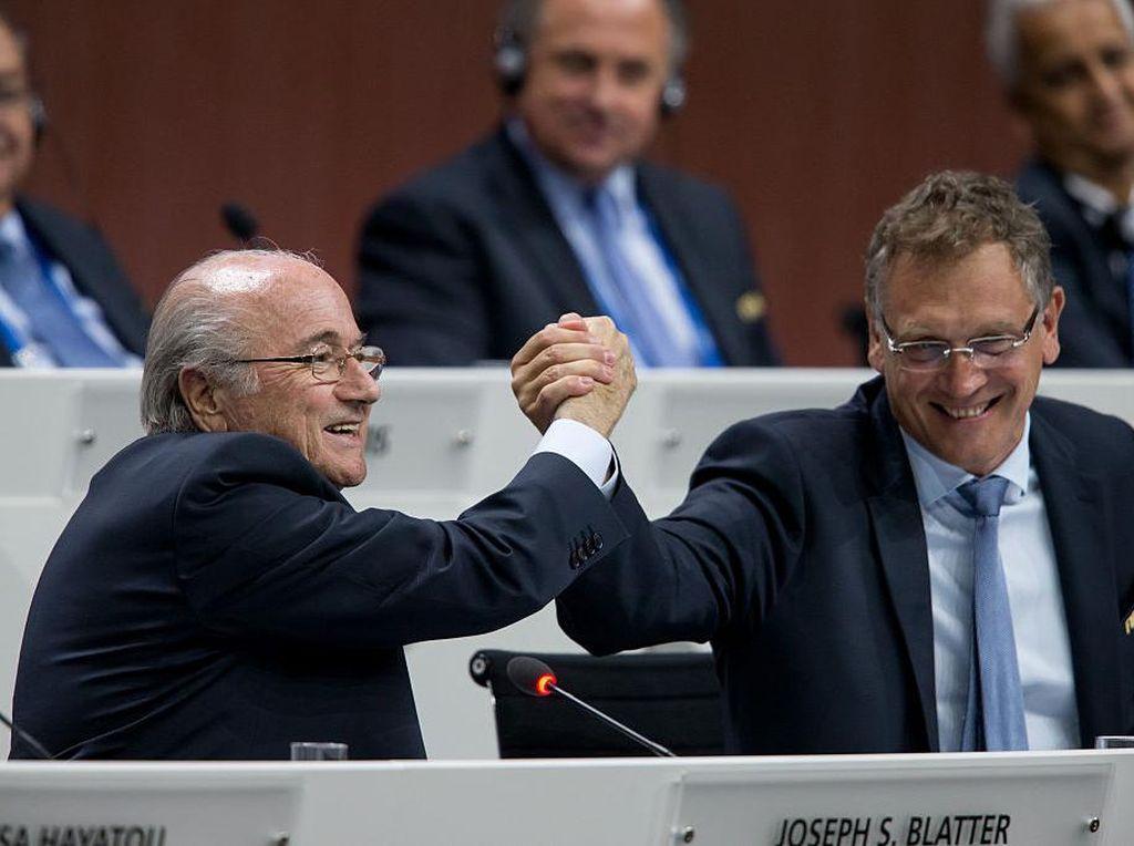 FIFA Tambah Skorsing Sepp Blatter Hingga 2028