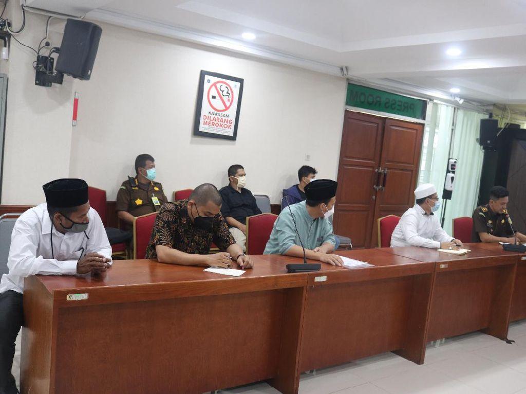 Kejagung Ungkap Permintaan Maaf Tim Kuasa Hukum HRS soal Drama di Sidang