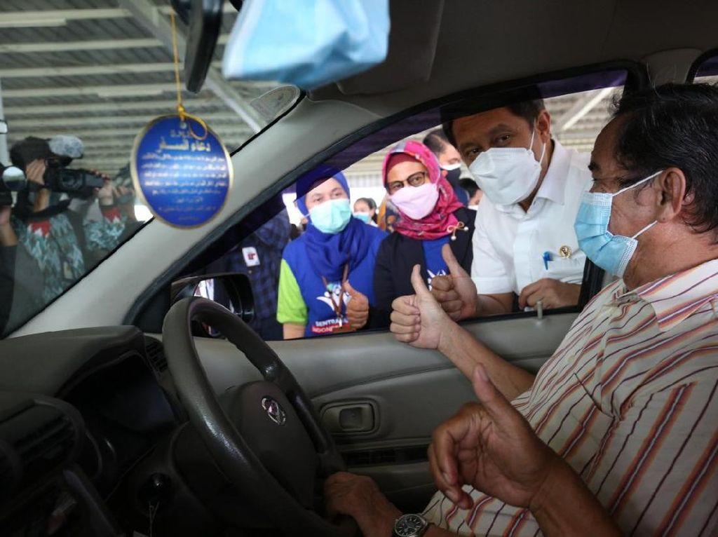 Sentra Vaksinasi di Depok Diperpanjang, Buruan Suntik Gratis!
