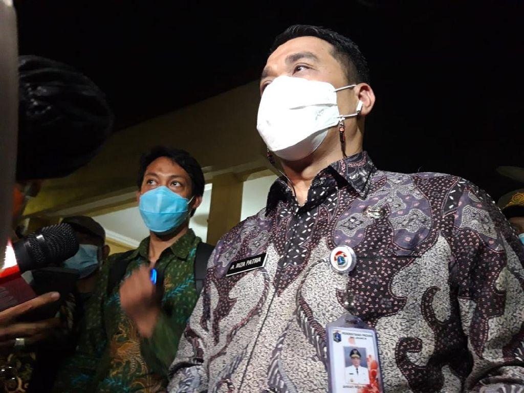 Wagub DKI soal Kebakaran Matraman: Kata Warga Ada Puntung Rokok Dekat Motor