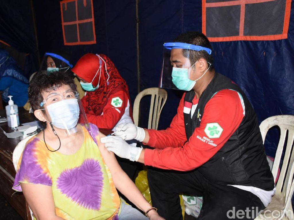 Wali Kota Banjar Ultimatum Pedagang Pasar yang Menolak Vaksinasi