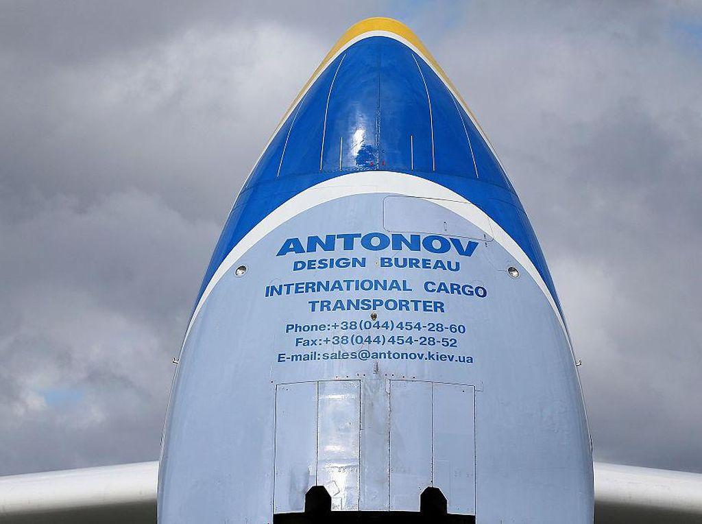 Yuk Lihat Lagi Pesawat Kargo Terbesar Dunia Antonov