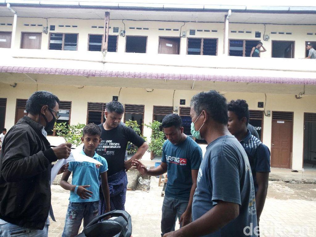 36 Imigran Rohingya di Aceh Dipindahkan ke Medan Sumut