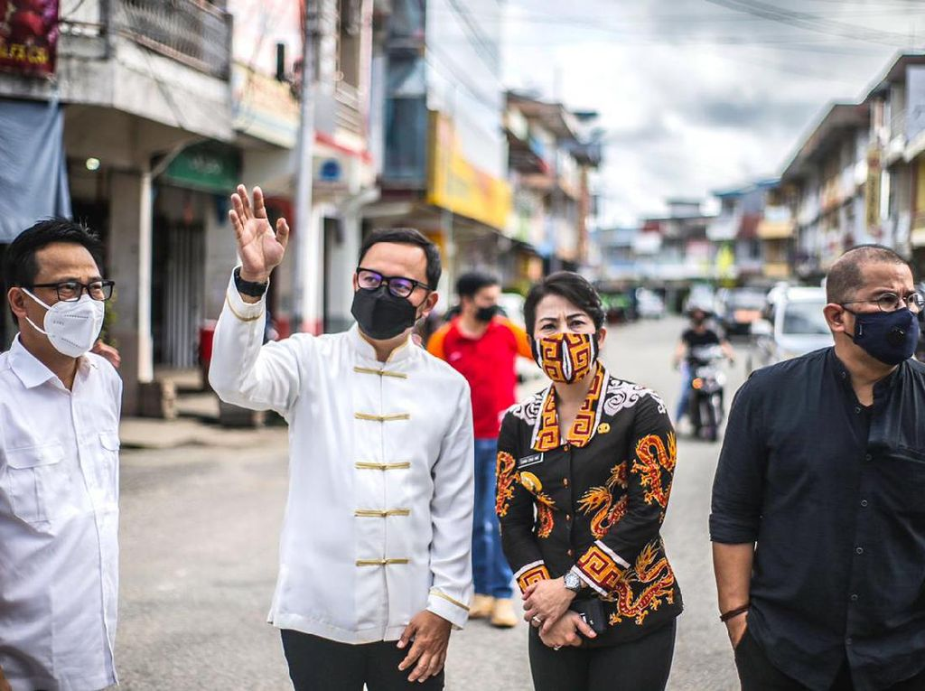 Bima Arya Ungkap Kesamaan Kota Bogor-Singkawang dari Kekuatan Budaya
