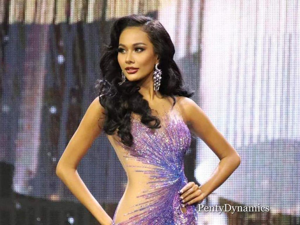 Kata Aurra Kharisma Setelah Jadi Runner Up 3 Miss Grand International 2020