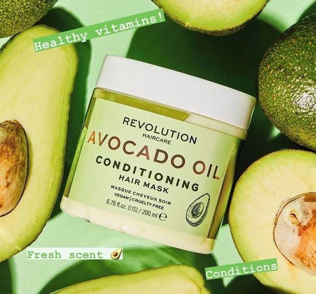 Avocado Conditioning Hair Mask