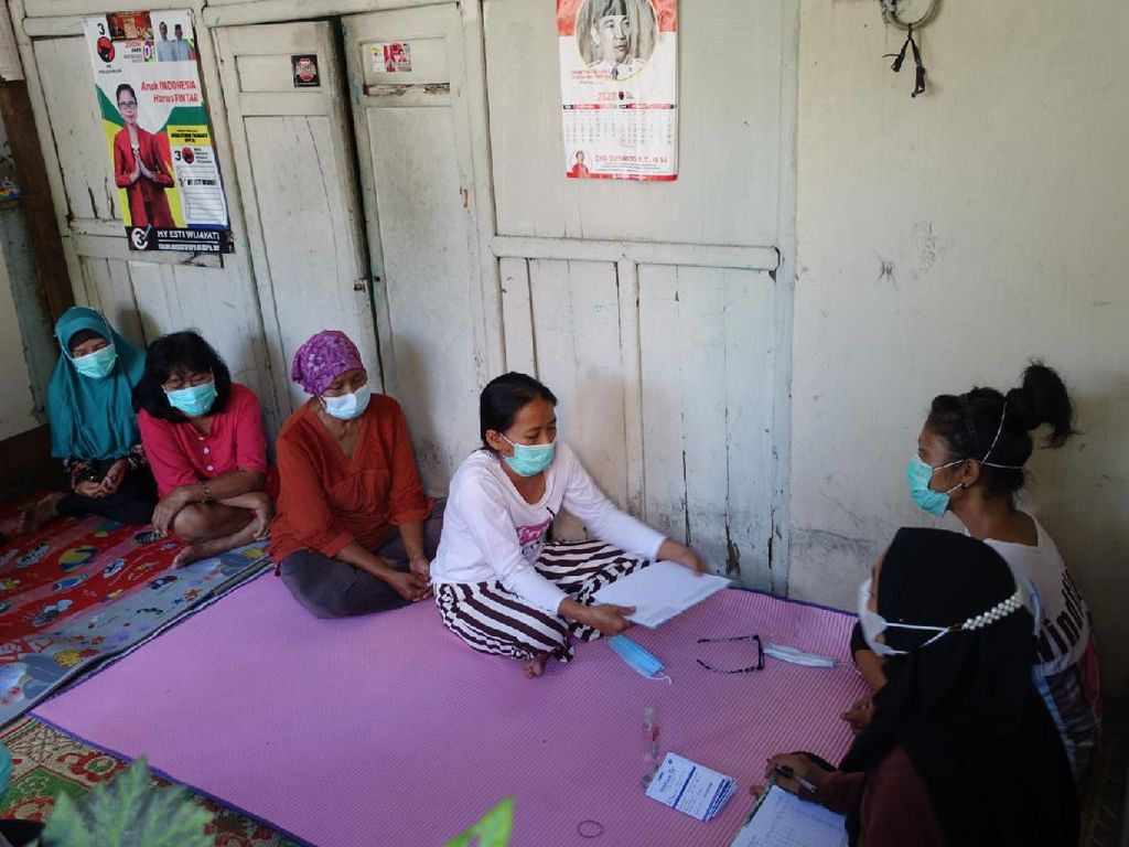 Taraf Hidup Penerima Dana Kredit Mikro BPKH Beranjak Meningkat