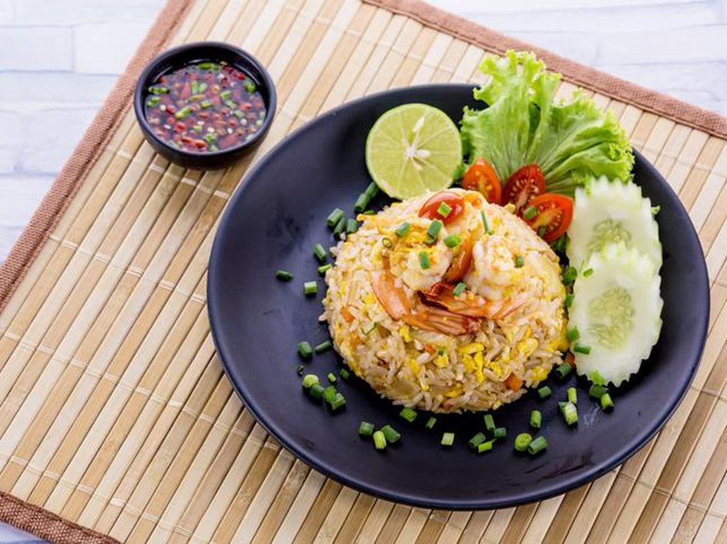Nasi Goreng Makanan Sejuta Mamat Cerita Jujur tentang Nasi Goreng