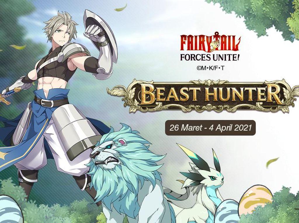 Dapatkan 1 Epic Magic Beast Setiap Hari dari Event Beast Hunter