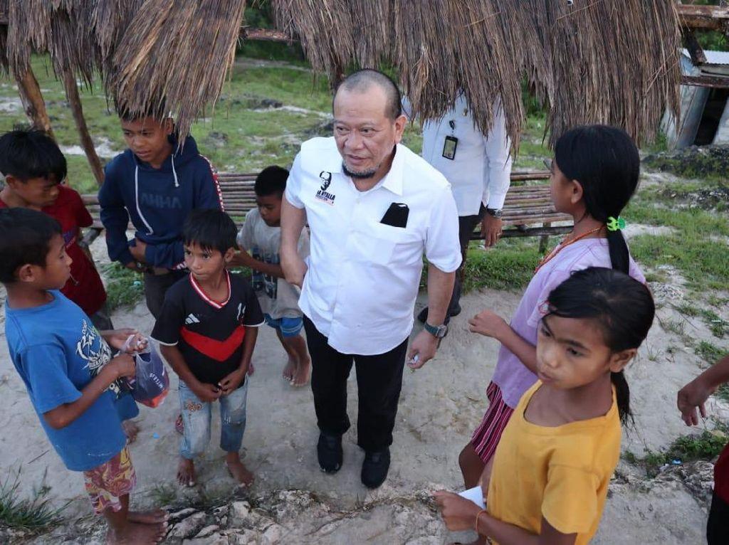 Ketua DPD Dorong BPOM Lakukan Uji Klinis Vaksin untuk Batita
