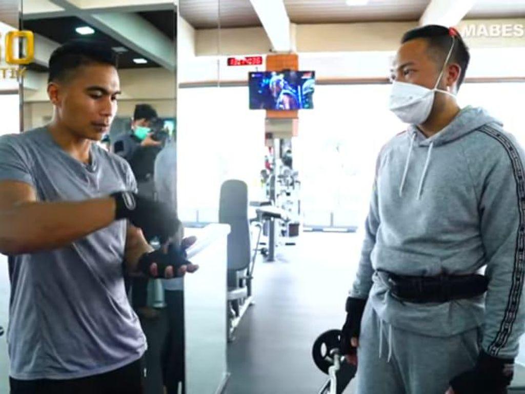 Anak KSAD Masuk Tim Dokter yang Tangani Hipospadia Aprilio Manganang