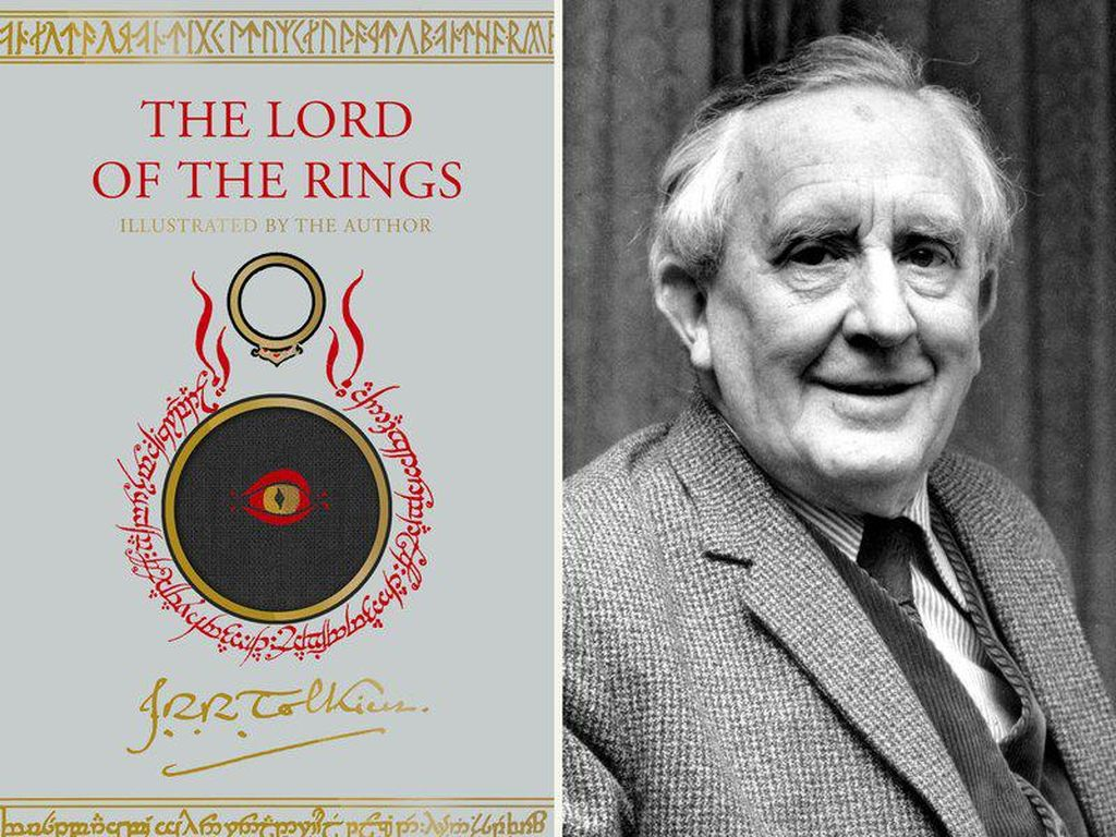 Edisi Terbaru Novel The Lord of the Rings Terbit Lagi Setelah 71 Tahun