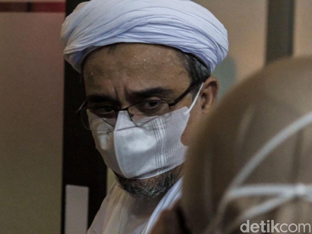 Habib Rizieq Dipanggil Abuya di Rutan Bareskrim, Apa Alasannya?