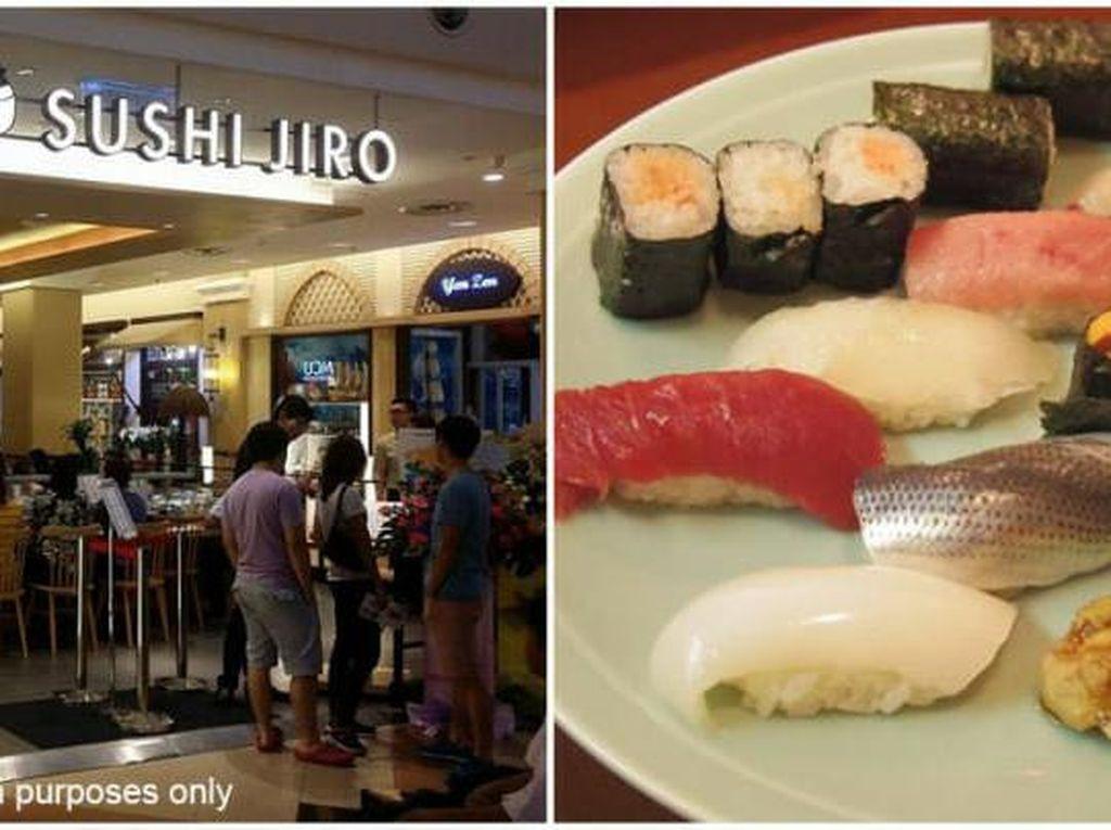 Heboh Resto Sushi Terkenal Diduga Tak Halal, Dipicu Isu Menu Babi