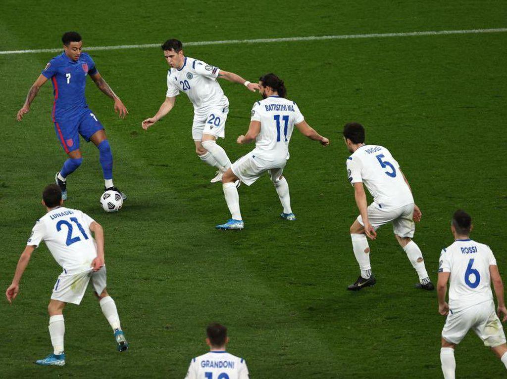 Aksi Lord Lingard yang Dianggap Mirip Messi dan Maradona
