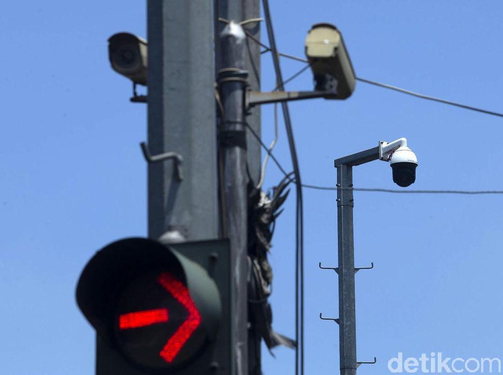 400 Kendaraan Terjaring e-TLE Per Hari, Terbanyak Langgar Lampu Merah