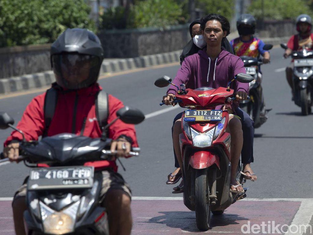 Pelanggaran Lalu Lintas Pakai Poin, Sanksinya SIM Bisa Dicabut