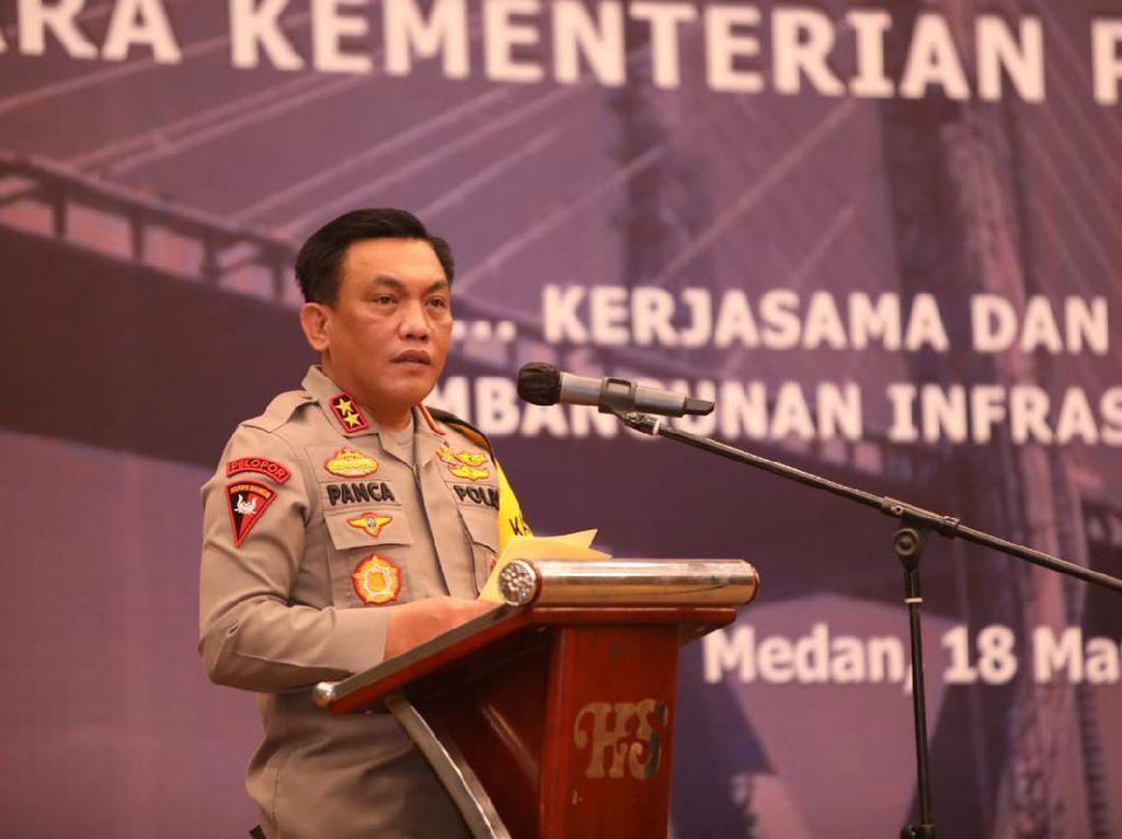 Libur Lebaran, Polda Perketat Pengawasan Objek Wisata di Sumatera Utara