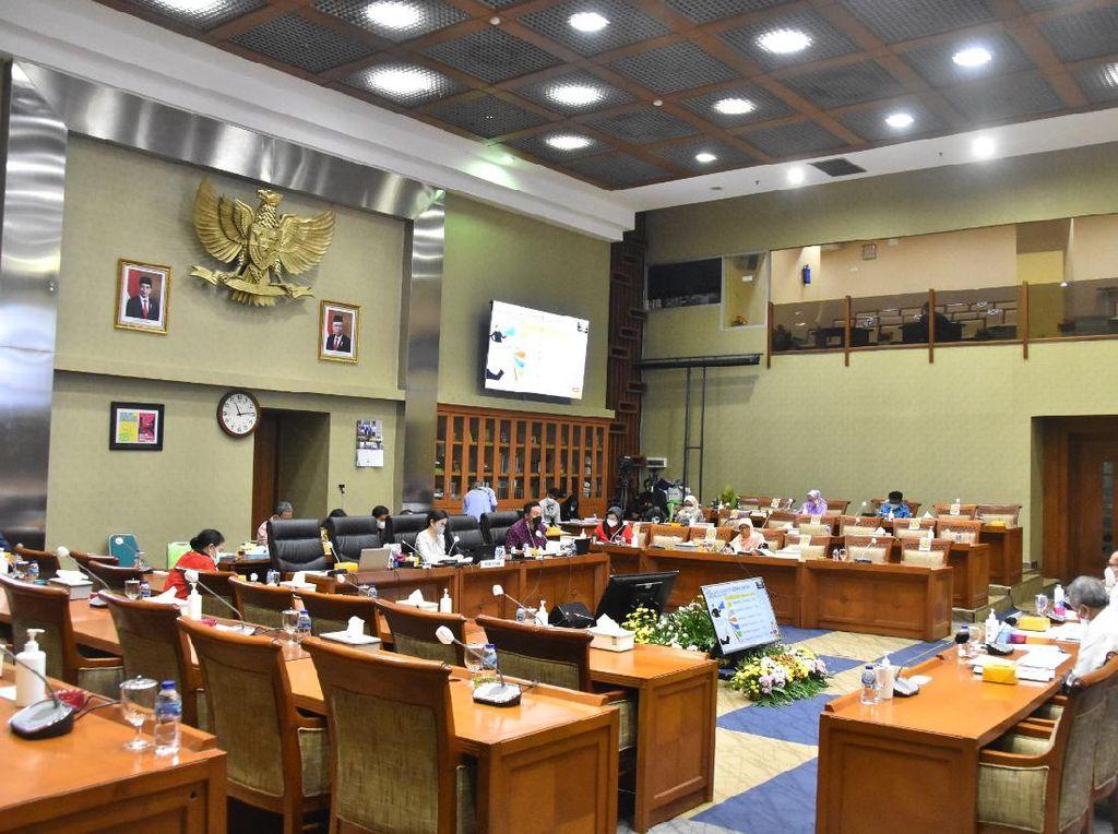 Komisi IX Dukung Kenaikan Anggaran BP2MI
