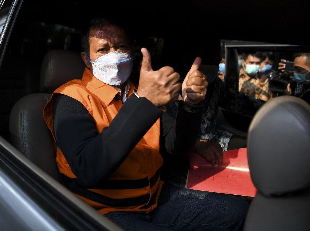 KPK Minta Hakim Tolak Praperadilan RJ Lino: Penahanan Sah!