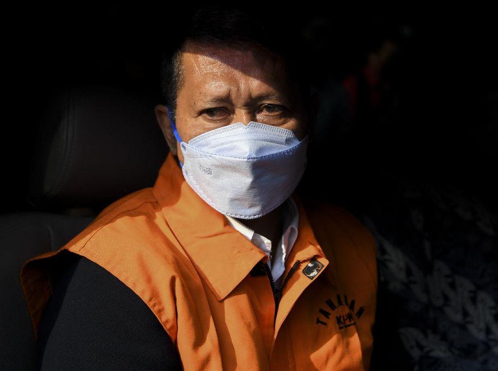 Ditahan KPK, RJ Lino: Saya Senang Sekali