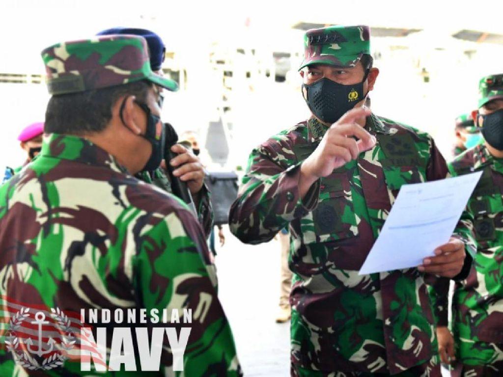 Vaksinasi COVID-19, KSAL Prioritaskan Satuan Operasional TNI AL
