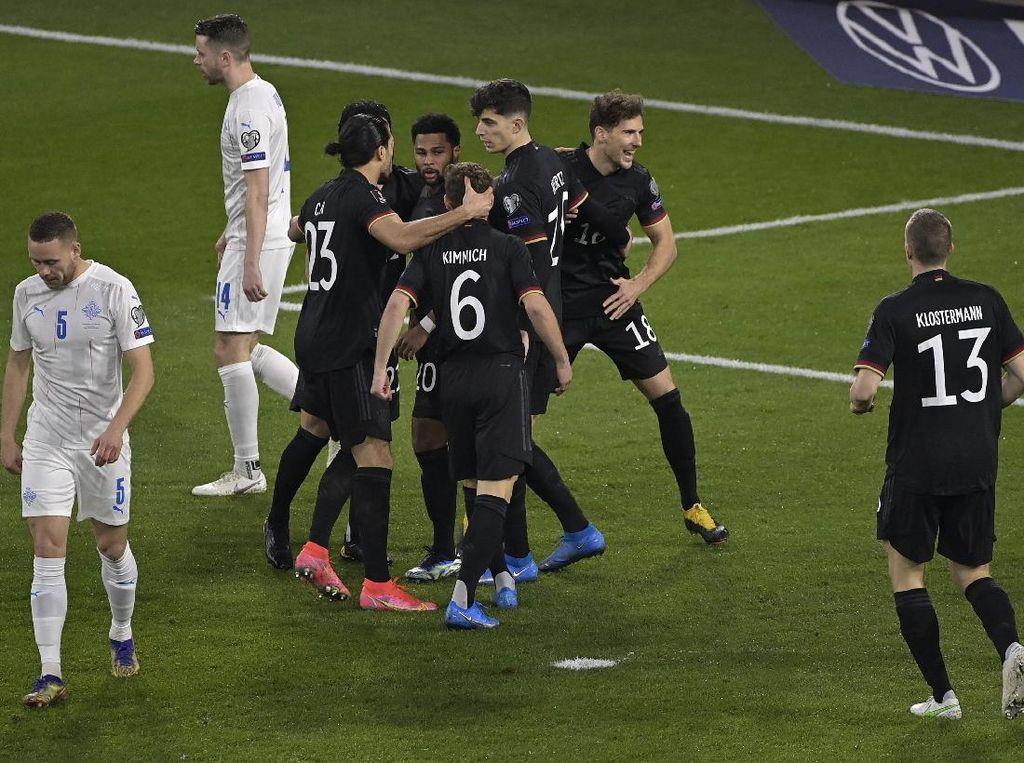 Jerman Vs Islandia: Kai Havertz Sumbang Gol, Die Mannschaft Menang 3-0
