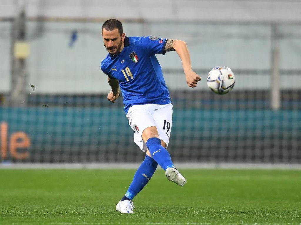 Bonucci: Kegagalan Italia ke Piala Dunia 2018 Masih Membekas