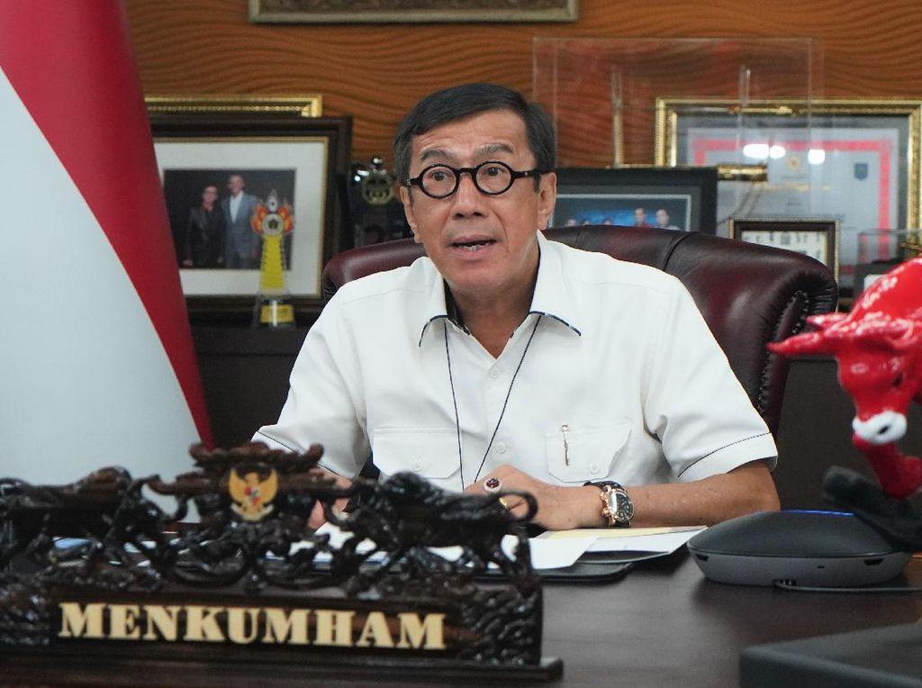 Pemerintah Akan Bangun 3 Lapas di Nusakambangan, Salah Satunya Khusus Teroris