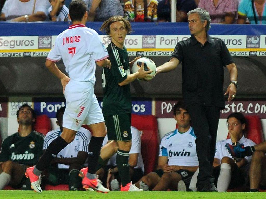 Mourinho: Modric Tiada Bandingannya
