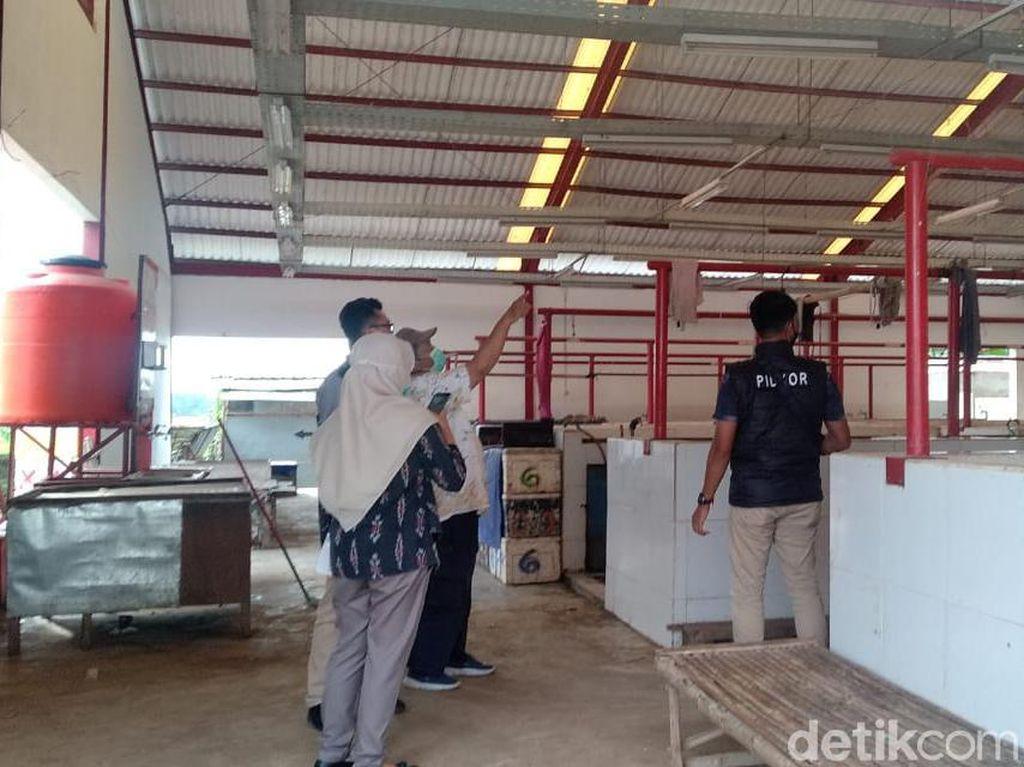 Polisi Tetapkan 2 Tersangka Korupsi Proyek Rehab Pasar Balung Jember